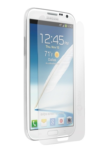 Note2 Tempered Glass Çizilmez Cam Ekran Koruyucu -Screen Guard